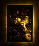 Su Beryss (ambient light off), 2014 - Click to zoom